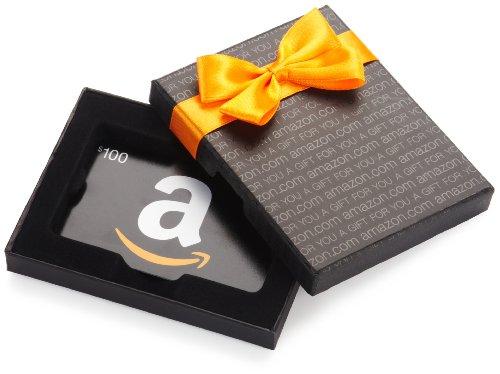 Carte Cadeau Amazon (boîte) 50$ à 500$