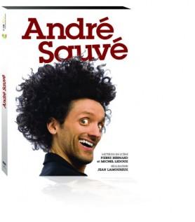 DVD d'André Sauvé