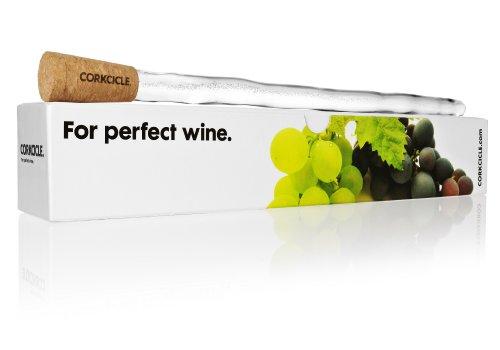 Corkcicle – Bouchon pour refroidir le vin