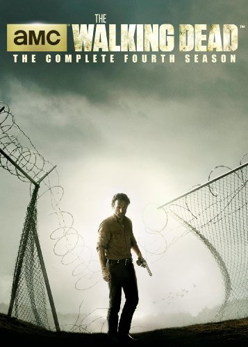 The Walking Dead saison 4 en DVD