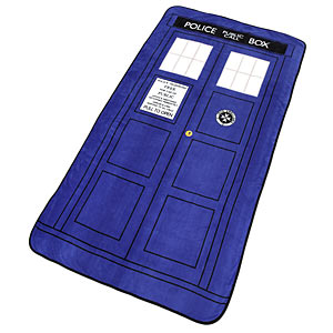 Couverture Doctor Who