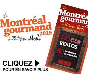 Guide Ulysse Restaurant Montréal