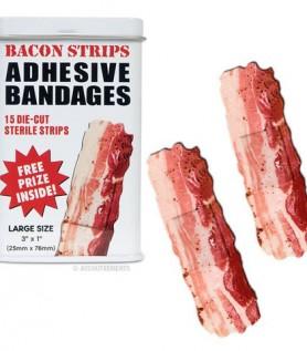 Diachylon en bacon (pansement) !