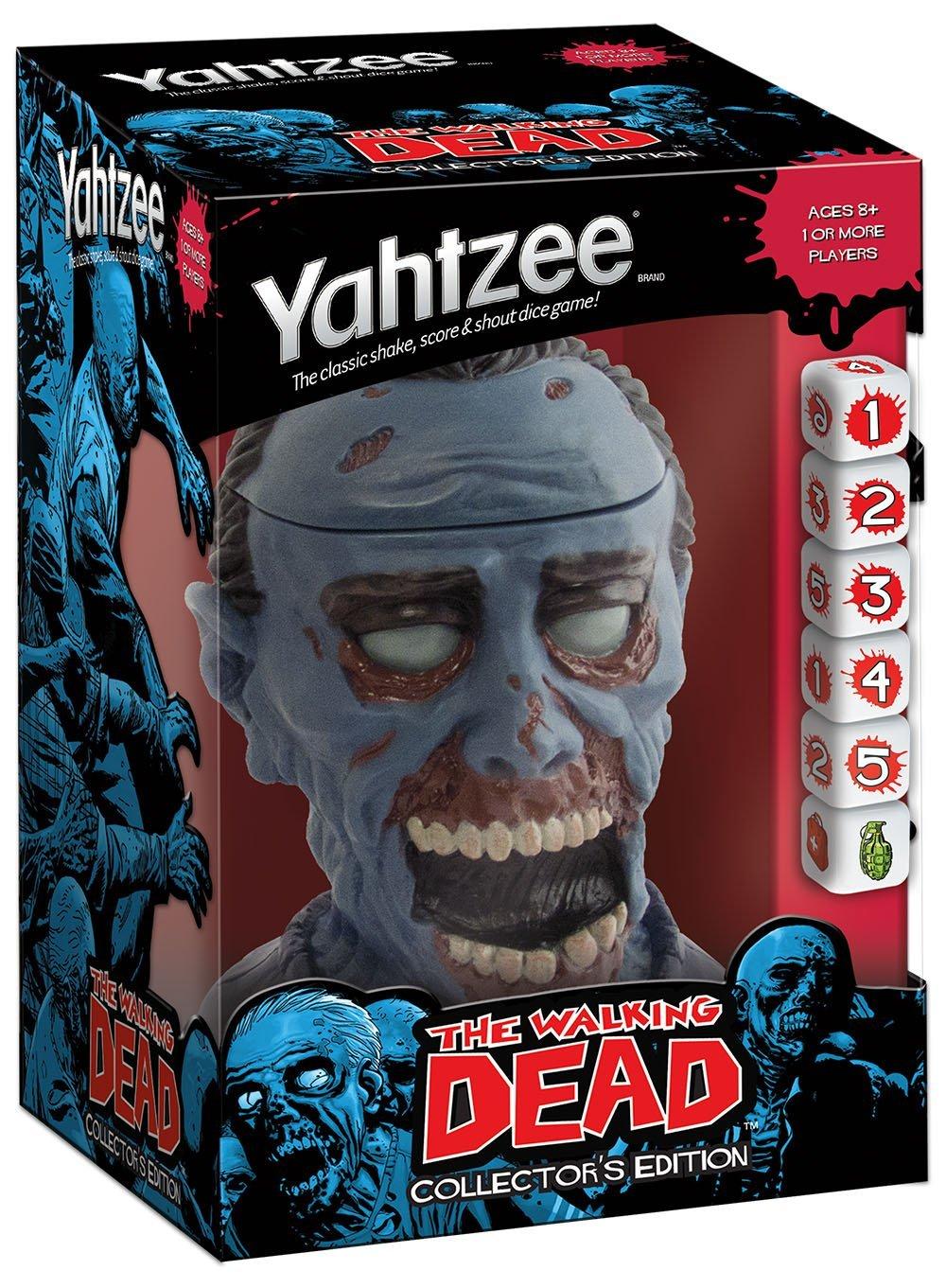 Yahtzee Walking Dead