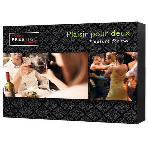 Coffrets Prestige : Plaisir pour deux