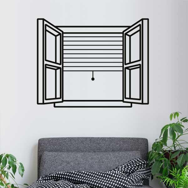 Collant fenêtre 74th Street
