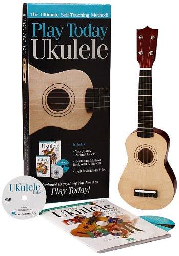Ensemble pour apprendre le Ukulélé