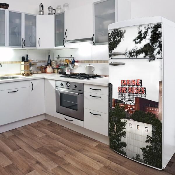farine five roses pour frigo id e cadeau qu bec. Black Bedroom Furniture Sets. Home Design Ideas