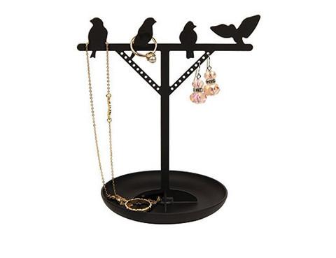 Porte-bijoux oiseaux