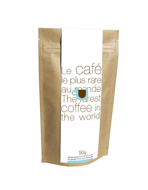 Café le plus rare au monde – Format 50g