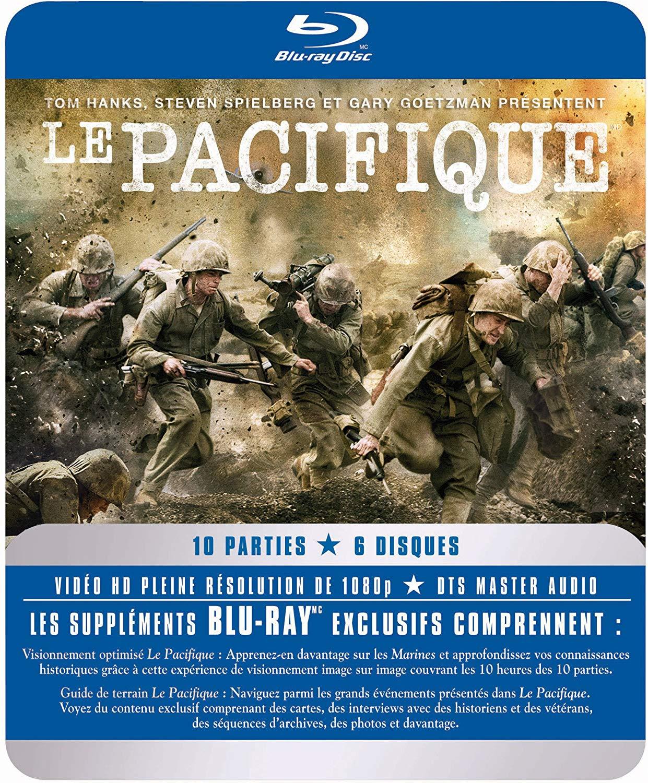 Le Pacifique (The Pacific) de Steven Spielberg