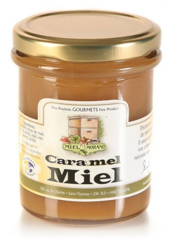 Caramel à base de miel