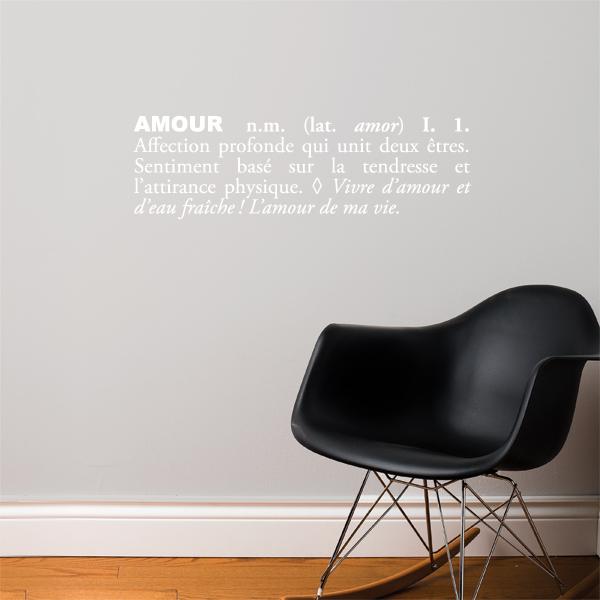 Citation : Amour