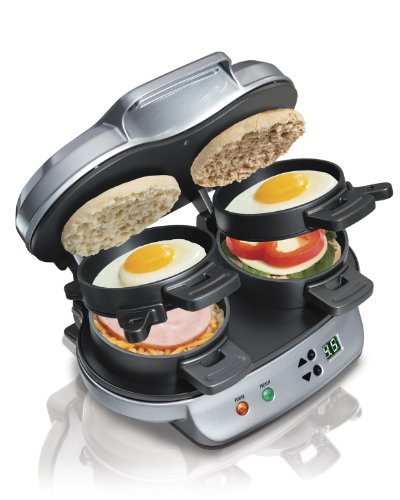 Machine à Sandwichs-déjeuner double