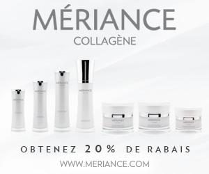 Meriance - Produits cosmétique québécois