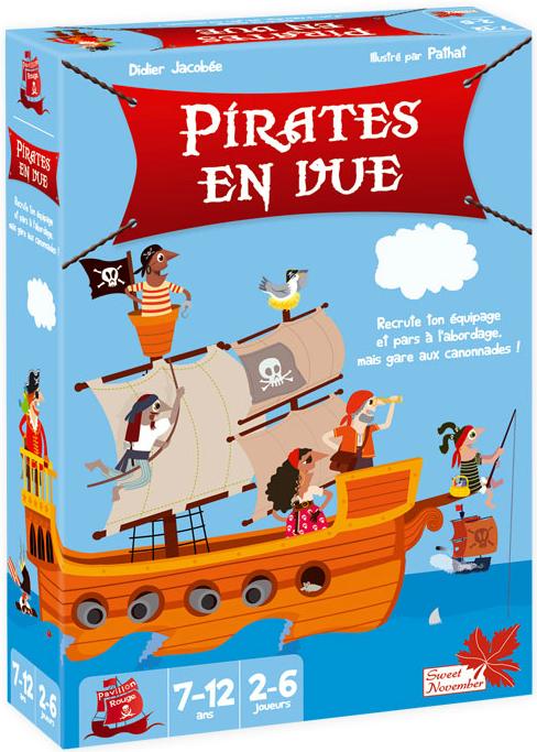 Pirates en Vue – Jeu de société