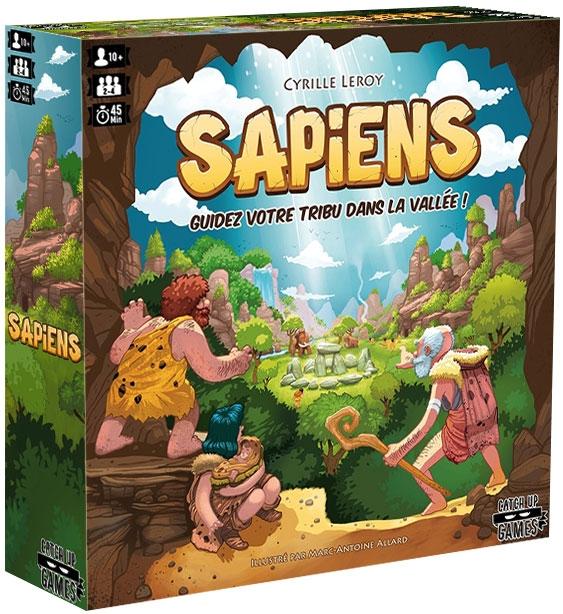 Sapiens – Jeu de société