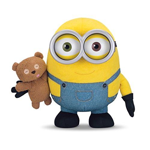 Minions – Figurine de Bob le Minion avec son ours