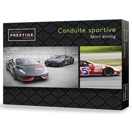 Coffrets Prestige : Conduite sportive