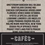 Livre : Cafés