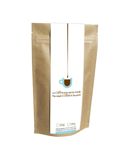 Café le plus rare au monde (Sac 100g)