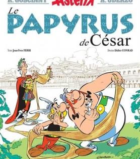 Astérix: Le papyrus de César