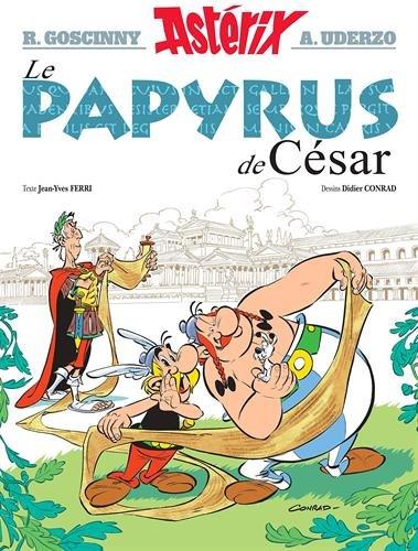Cliquez ici pour acheter Astérix: Le papyrus de César