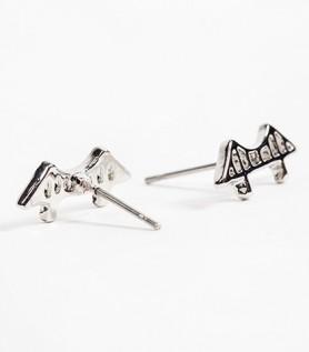 Boucles d'oreilles Jacques-Cartier