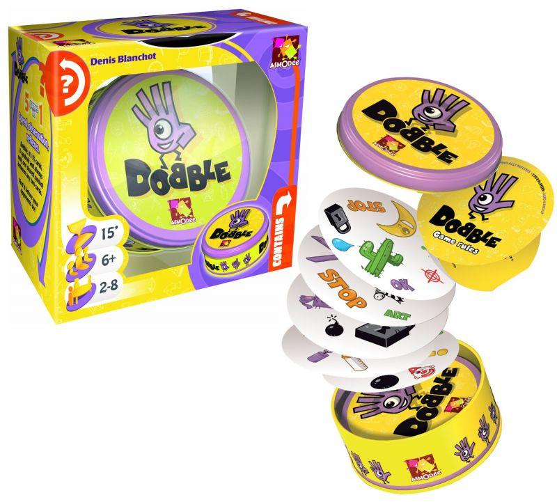 Cliquez ici pour acheter Jeu Dobble
