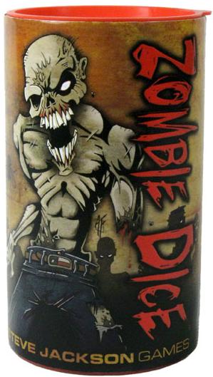 Jeu : Zombie Dice