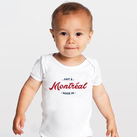 Fait à Montréal