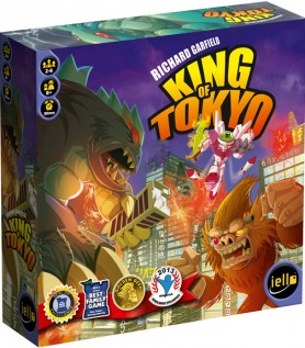 Jeu King of Tokyo