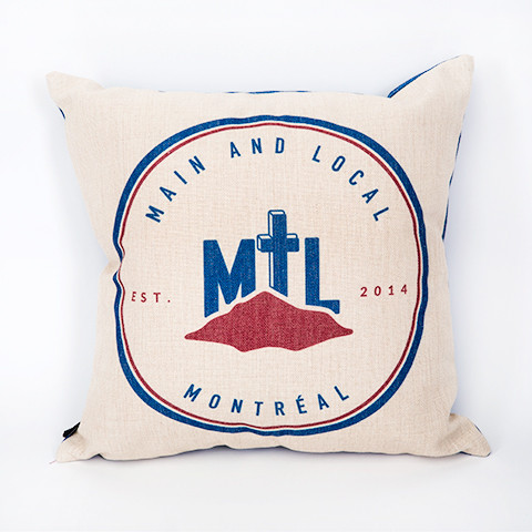 Coussin MTL