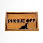 Tapis d'entrée Phoque Off