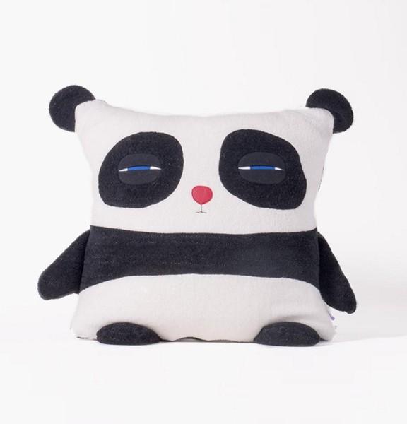 Panda Velvet Moustache