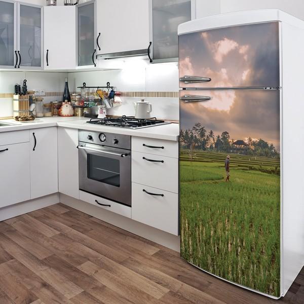 bali pour le frigo id e cadeau qu bec. Black Bedroom Furniture Sets. Home Design Ideas