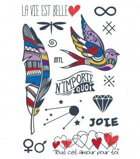Tattoo – Poids plume