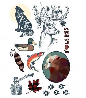 Tattoo – Sorti du bois