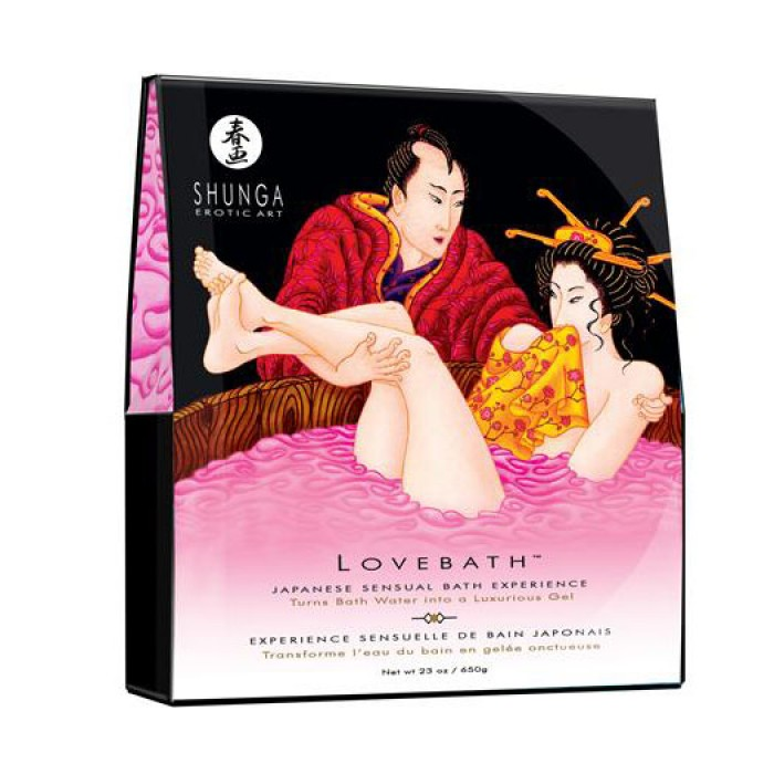 Lovebath de Shunga – Fruit du Dragon