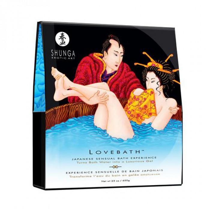 Cliquez ici pour acheter Lovebath de Shunga – Océan de tentations