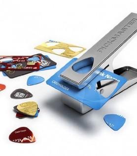 Poinçon pour créer des picks de guitare