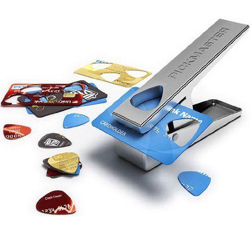 Cliquez ici pour acheter Poinçon pour créer des picks de guitare