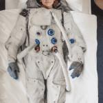 Housse de couette - Astronaute