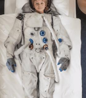 Housse de couette – Astronaute