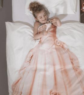 Housse de couette – Princesse