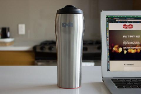 Mighty Mug – Tasse qui ne renverse pas!