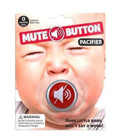 Suce – Bouton mute