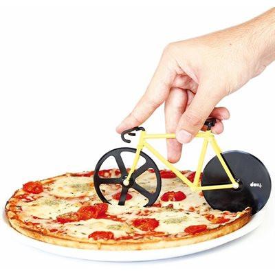 Coupe pizza Vélo