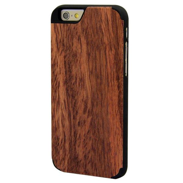 Étui iPhone 6, 6S en bois de rose