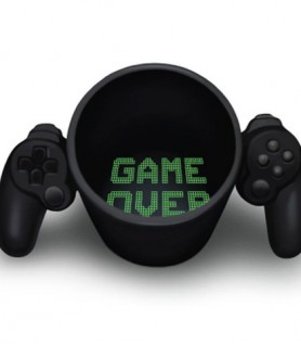 Tasse originale « Game Over »
